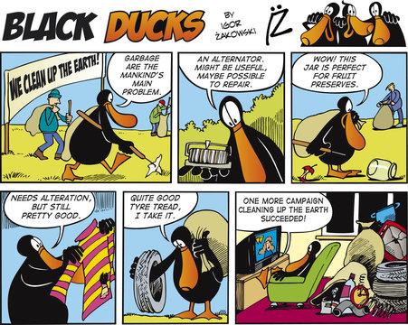 Black Ducks Comics episode 72