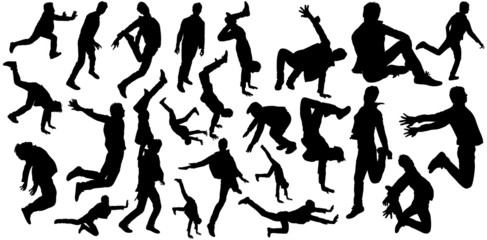 Creative People Silhouettes