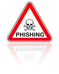 attention danger phishing