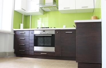 modern domestic Kitchen interior design