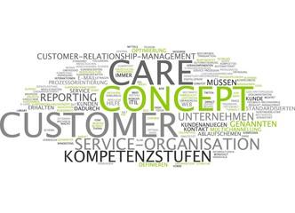 Customer Care Concept