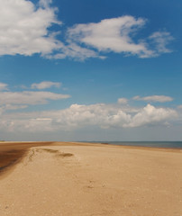 sand and sky