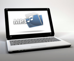 "Mobile Thin Client / Netbook ""MP3"""