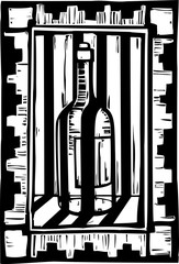 Wine and Border