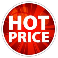 Hot price label