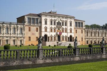 Piazzola sul Brenta (Padova, Veneto, Italy), Villa Contarini, hi