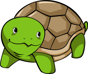 illustration Turtles.vector file