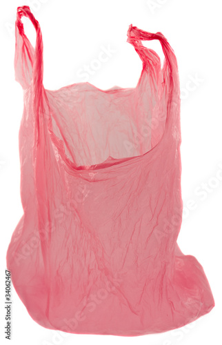 sac plastique rose photo libre de droits sur la banque d 39 images image 34062467. Black Bedroom Furniture Sets. Home Design Ideas