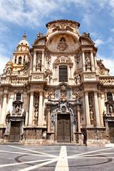 Kathedrale de Santa Maria in Murcia, Spanien