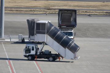 空港作業車