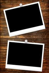 Texture con fotografie appese personalizzabili