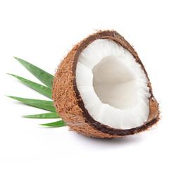 'oconut half