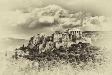 vintage akropolis
