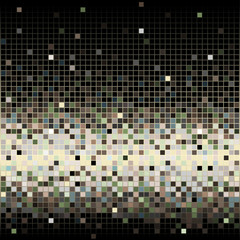 Wall Murals Pixel An Abstract Background with Squares