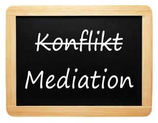 Konflikt und Mediation