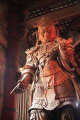 東大寺広目天像