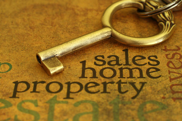Sales home property