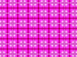 Pink pattern fractal - wallpaper