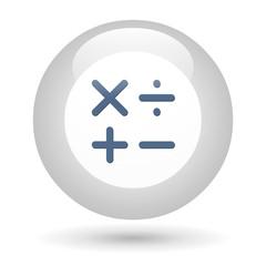 Icône opérateurs arithmétiques