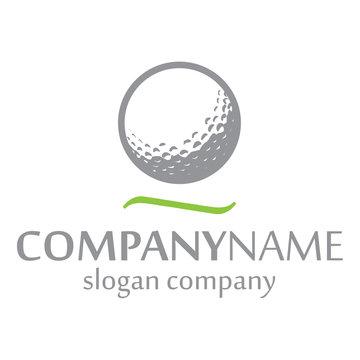Golf Logo Identity