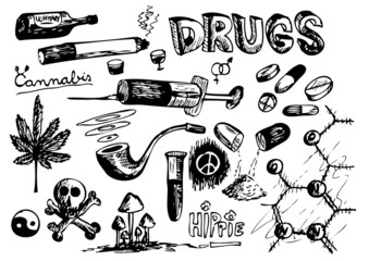collection of drugs