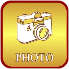 bouton photo