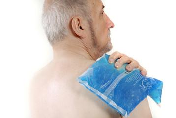 homme cryothérapie