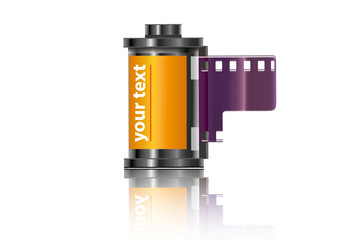 35mm film canister