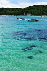 Turquoise Seawater