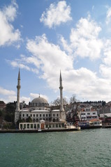 Istanbul Moschee