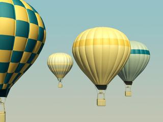 3d aerostats