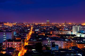 Cityscape, Havana, Cuba.