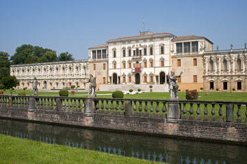 Piazzola sul Brenta , Villa Contarini, historic palace