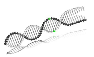 Obraz DNA_bw1g - fototapety do salonu