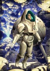 astronaut uniform soldier