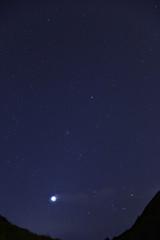 star at night