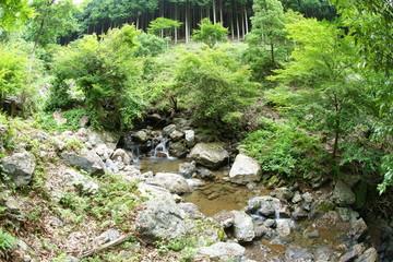 紀伊笠木渓谷