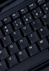 Keyboard isolated