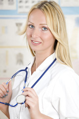 medicine student
