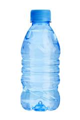 Plastic bottle for water