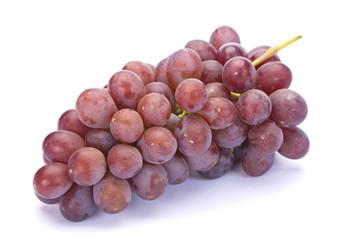 Fresh purple grape