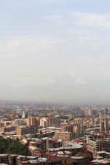 Skyline of Yerevan