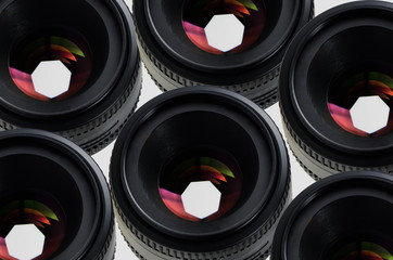 Lenses for photography