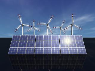 Erneuerbare Energien - Motiv 3 - CLOSEUP
