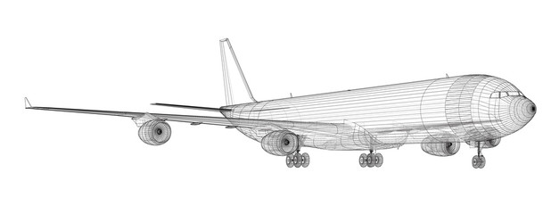 Freight Airliner