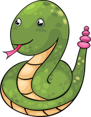 illustration snake vector file