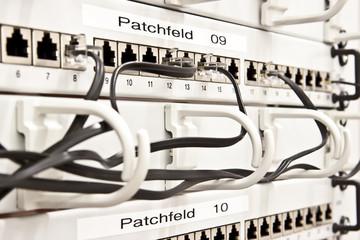 EDV-Anschluss Kabel