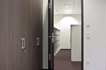 Bürotür Ausgang