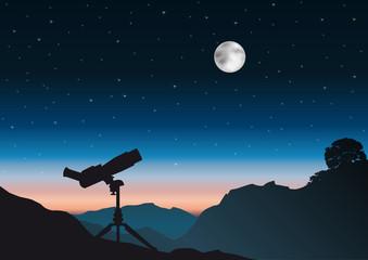 télescope astronomie