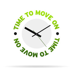Time to move on Clock